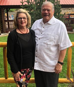 Gary and Beth