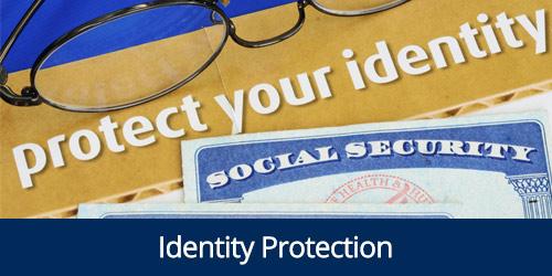 Identity Protection